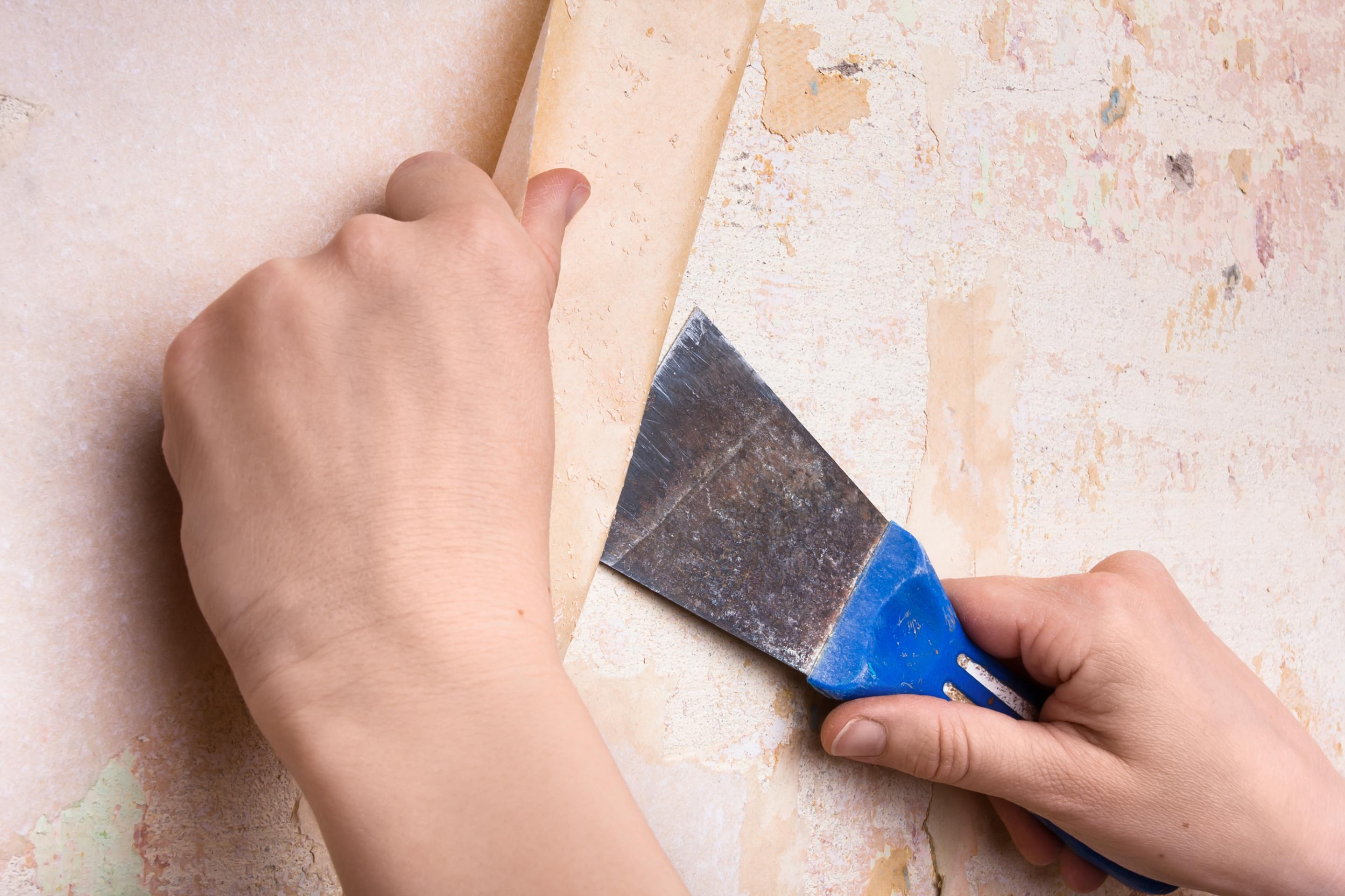 dcoller du papier peint - Decoller Papier Peint Sur Placo Non Peint