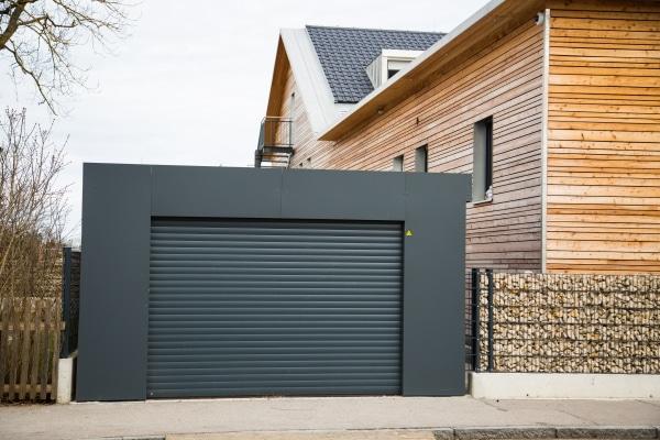 Coût de construction d'un garage