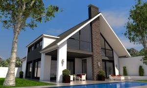 Le prix de construction d'une maison individuelle
