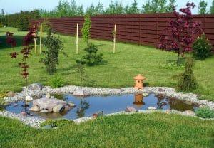 Le prix d\'un bassin de jardin