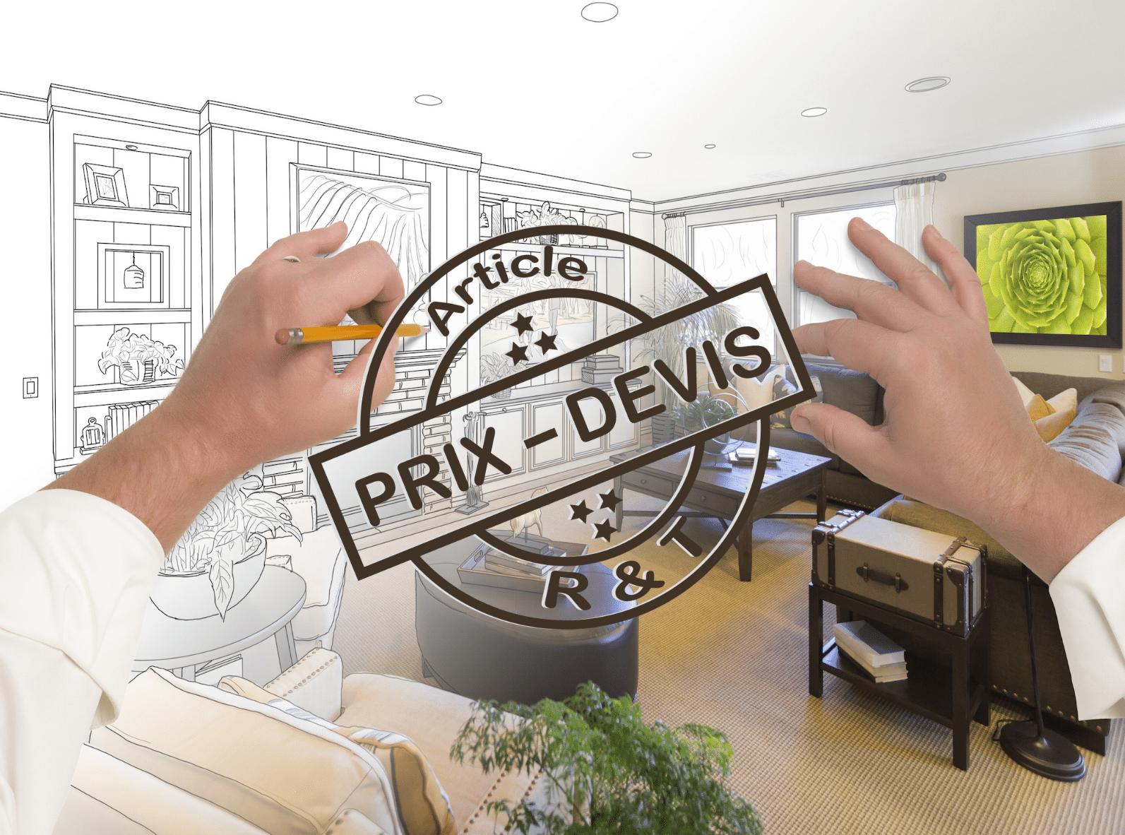 tarifs d un architecte d int rieur et exemple de devis. Black Bedroom Furniture Sets. Home Design Ideas