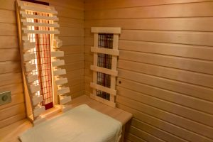 prix d un sauna infrarouge et sa pose. Black Bedroom Furniture Sets. Home Design Ideas