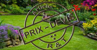 tarifs jardinier pour entretien de jardin