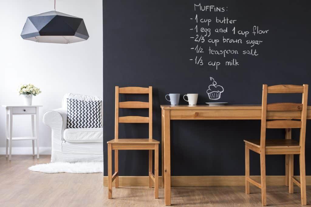 peinture ardoise prix et application de la peinture tableau noir. Black Bedroom Furniture Sets. Home Design Ideas