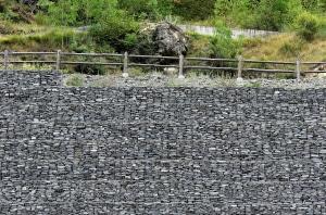 Prix de construction d'un mur de soutènement