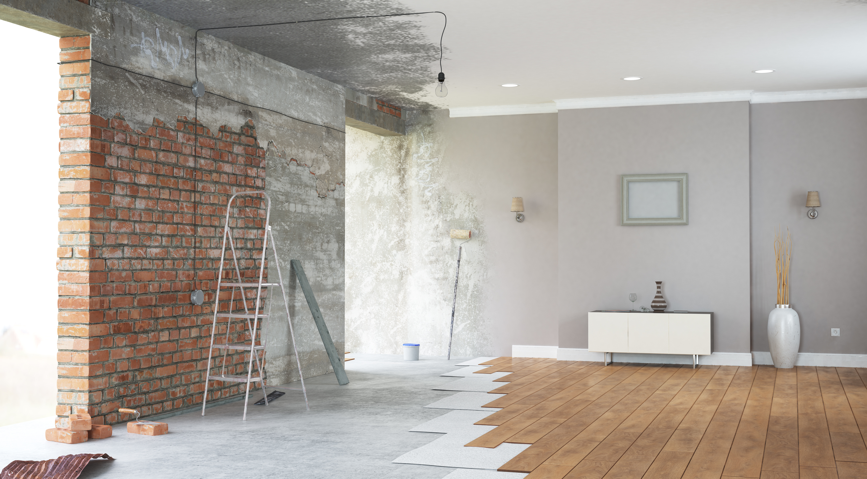 Faire Une Fenetre Dans Un Mur Porteur Prix budgétiser la rénovation d'un appartement