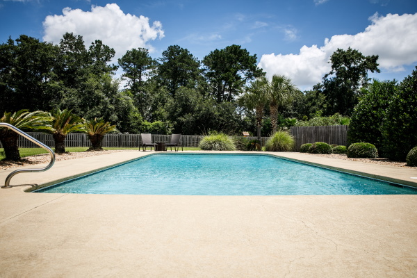 Prix d'une piscine en béton