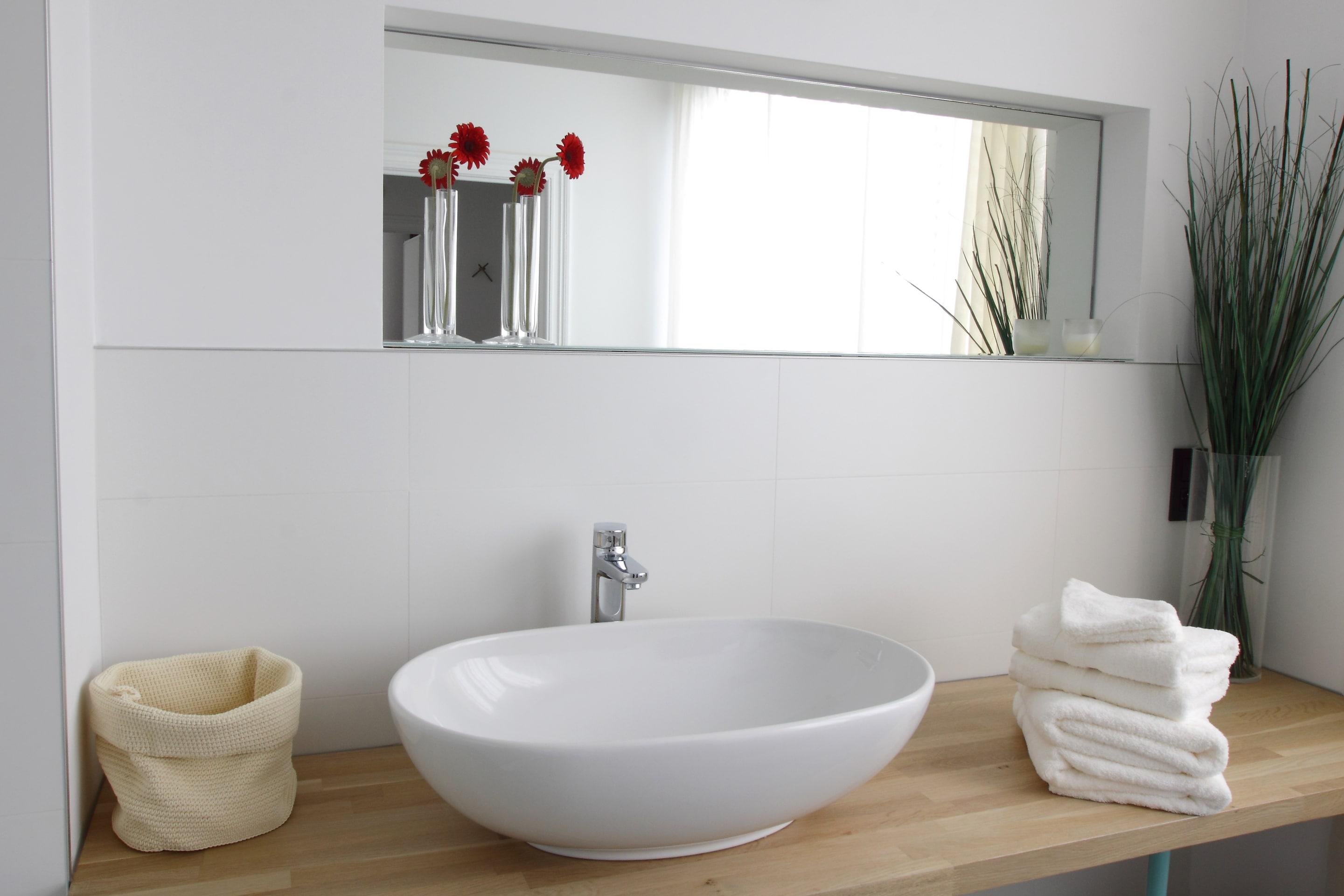 Plan Vasque En Pierre prix d'un plan vasque de salle de bain