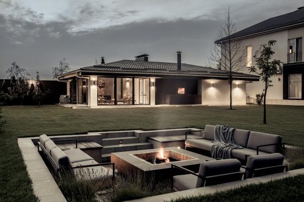 Coût d'une maison contemporaine