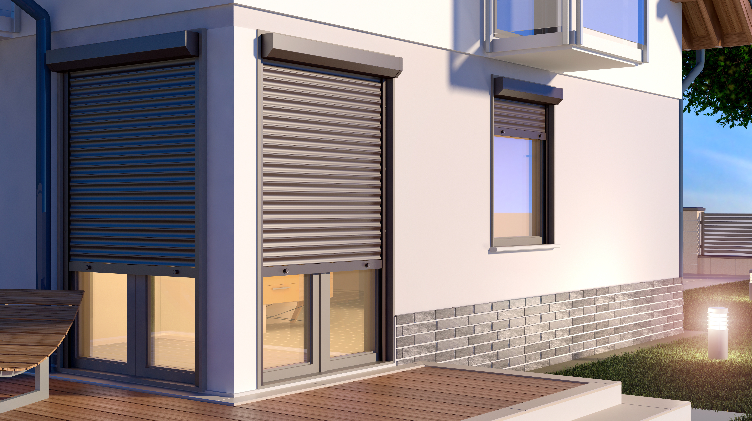 volet roulant. Black Bedroom Furniture Sets. Home Design Ideas