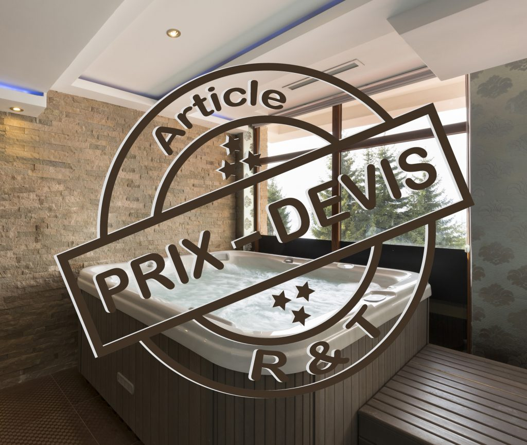 Amenagement Spa Gonflable Interieur prix de pose de spa et exemple de devis
