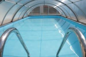 dôme piscine