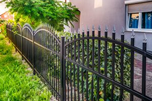 clôture maison