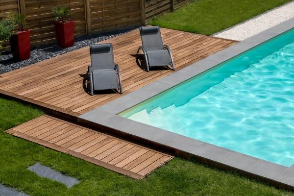 Coût de construction d'une piscine