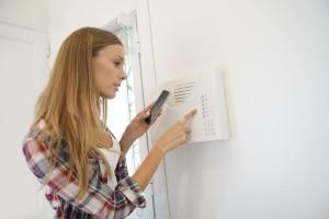 Le prix d'une alarme de maison