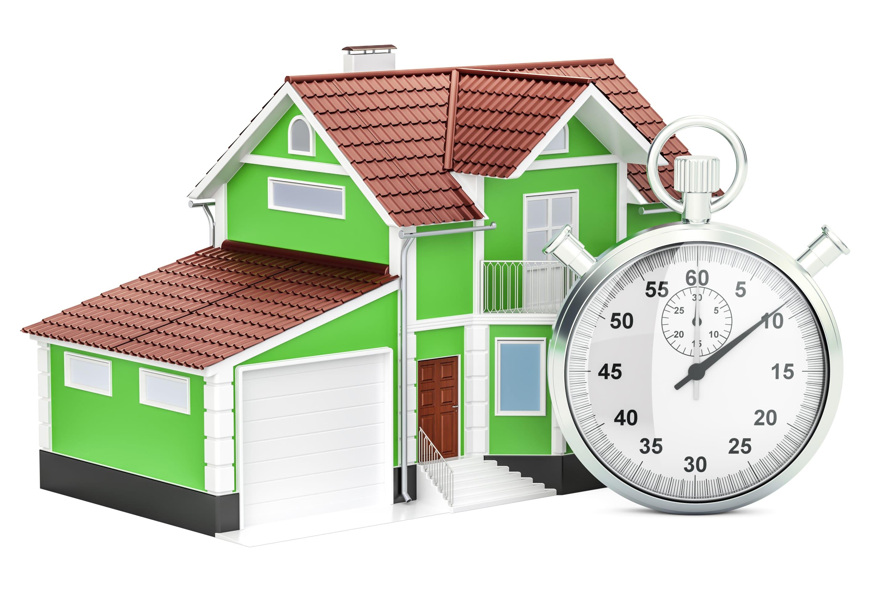 parvenir à vendre rapidement sa maison