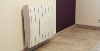 radiateur à inertie