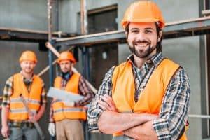 sécurité travailleurs bâtiment