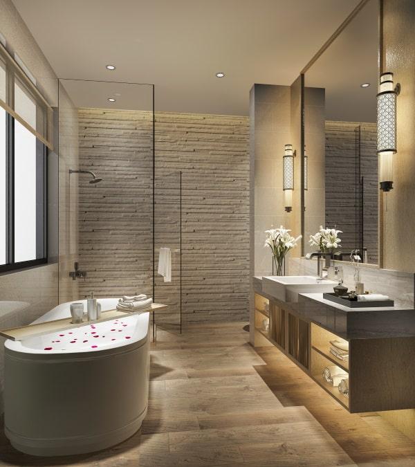 Coût d'installation d'une salle de bain