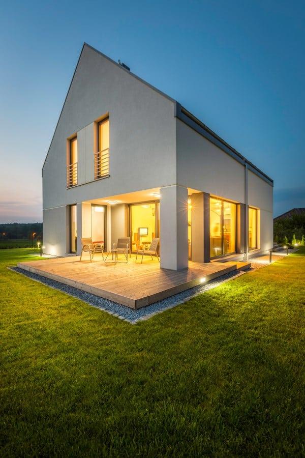 Tarif de construction d'une maison neuve