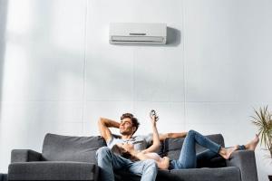Pose d'un climatiseur