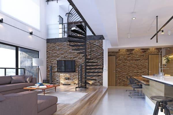 Prix d'aménagement d'un loft