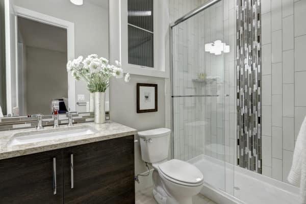 Coût d'aménagement d'une salle de bain