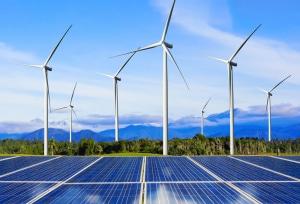 Panneau solaire et éolien