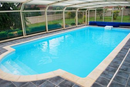 Abri piscine prix