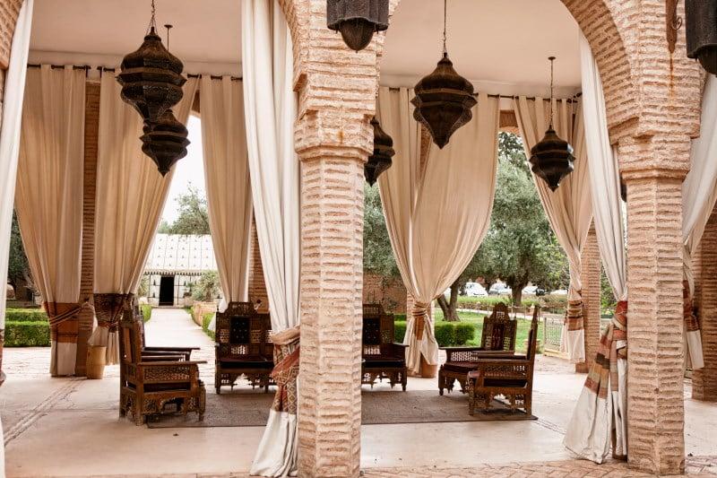 salon marocain ethnique-chic