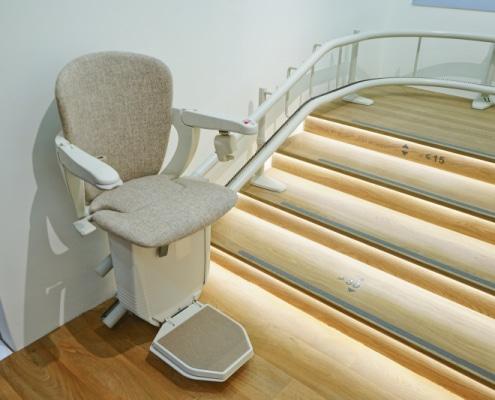 Prix monte escalier électrique