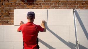 isolation mur