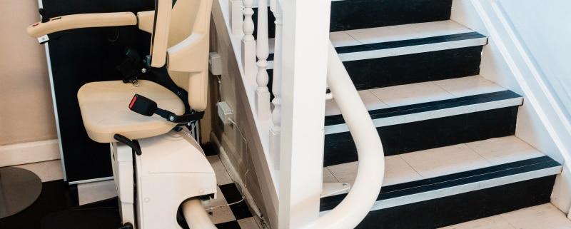 Prix d'un monte escalier tournant