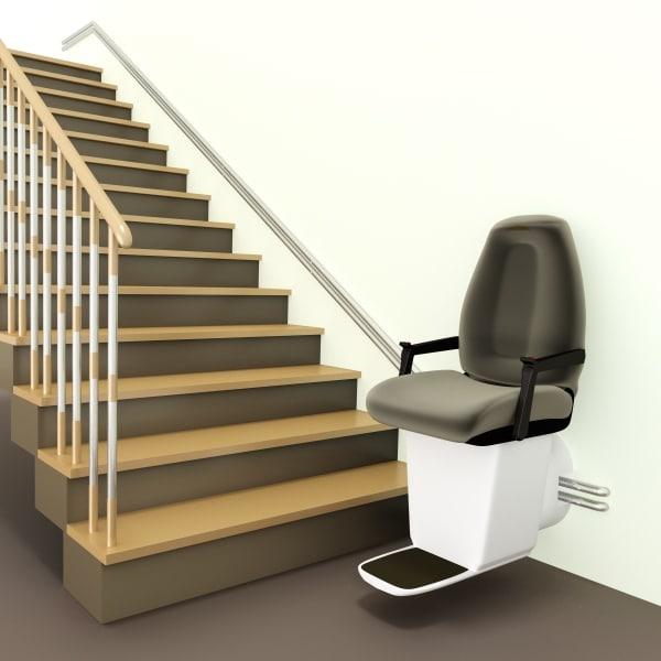Monte escalier pas cher