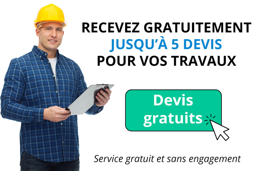 Devis travaux gratuits