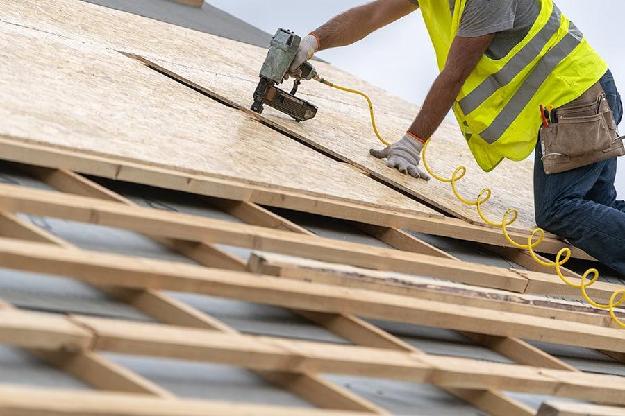 Prix de la toiture en bois