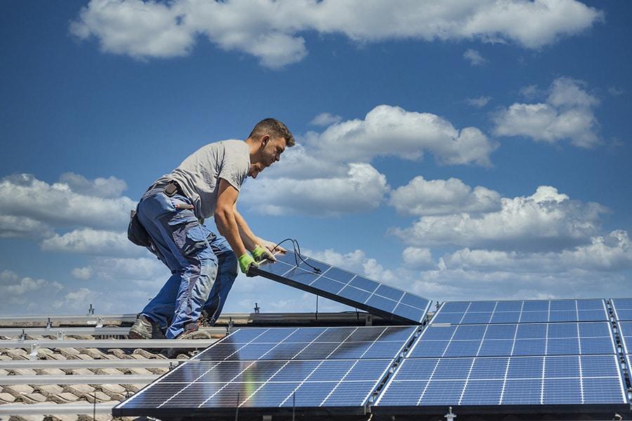 Tarif de la toiture photovoltaïque
