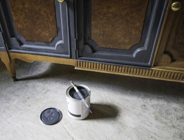 Choix d'une peinture pour des meubles en bois