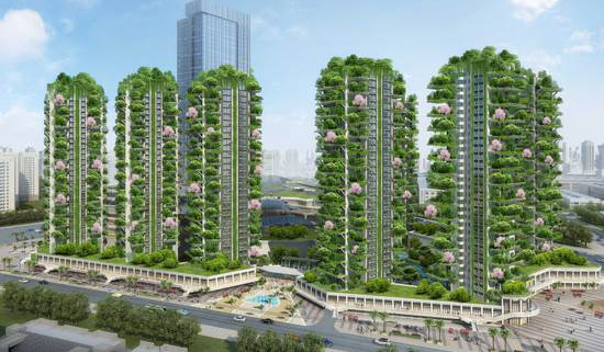 ville-forestiere-qiyi