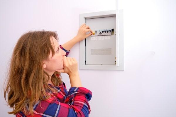 Questions sur l'installation électrique