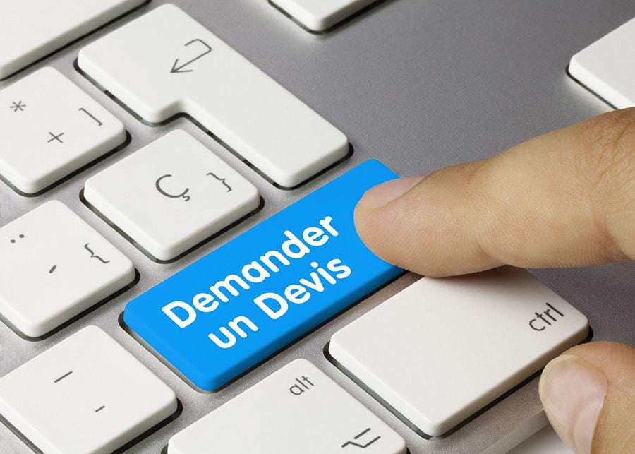 Demander un devis travaux en ligne