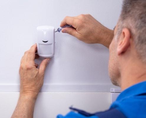 Comment installer une alarme maison sans fil ?