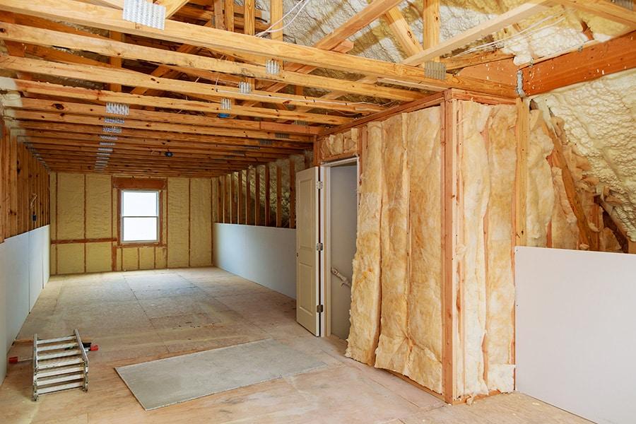 Coût d'isolation d'une maison neuve