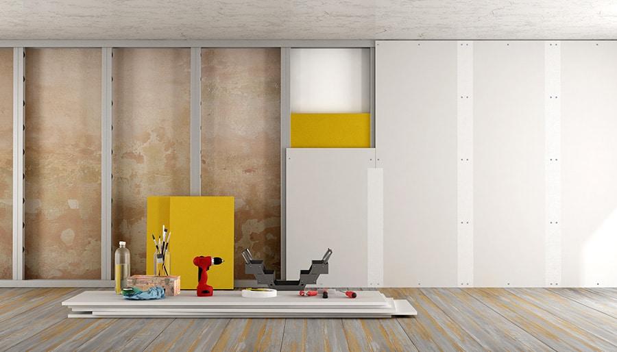 Devis d'isolation des murs par l'intérieur