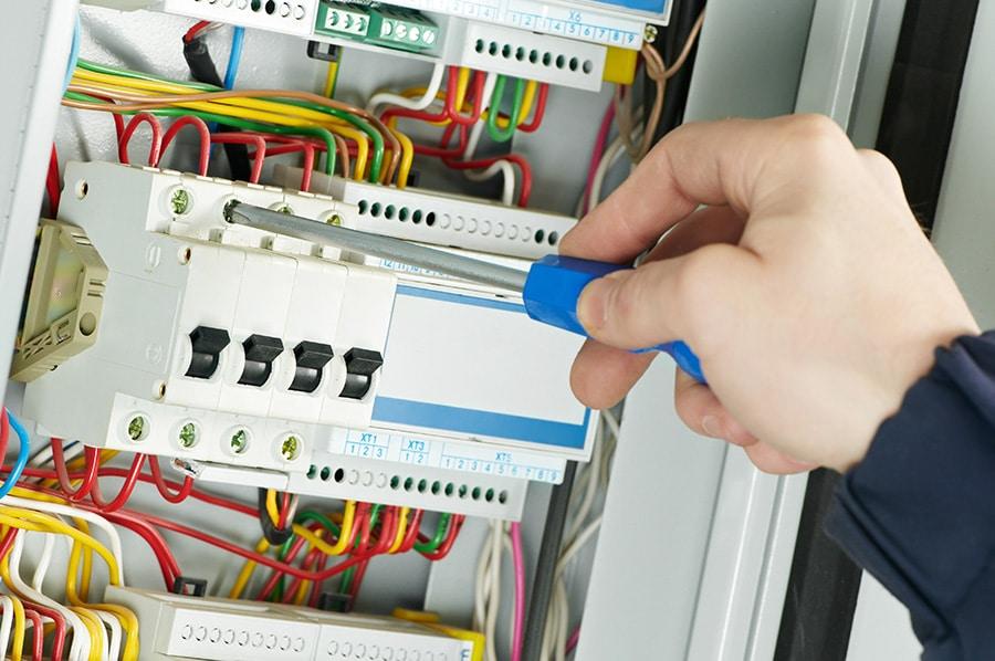 Mise en sécurité du réseau électrique