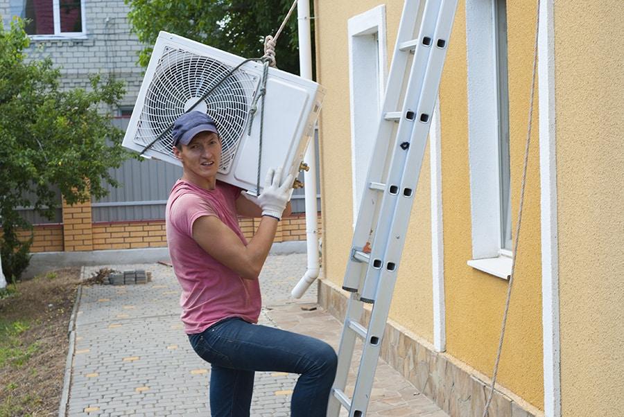 Prix de pose d'une climatisation