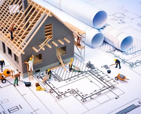 Prix de construction d'une maison de 100 m²