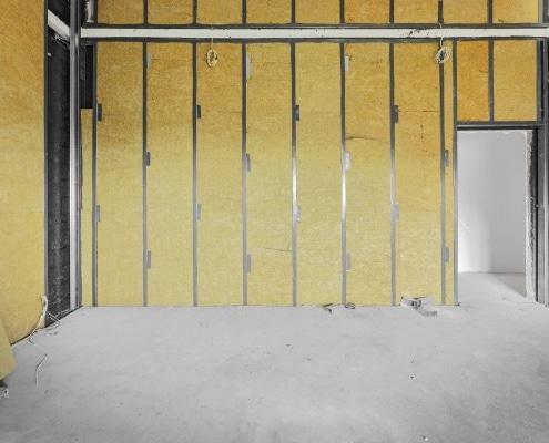 Comment isoler les murs d'un garage