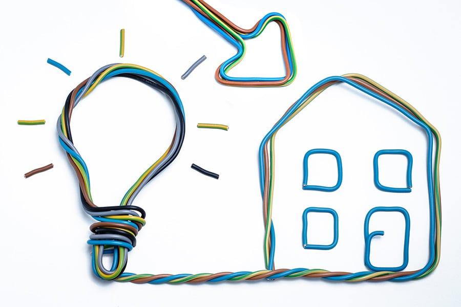 Prix d'une installation électrique pour une maison de 100 m2
