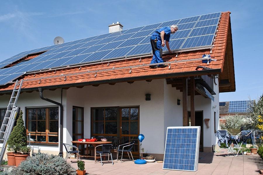 Prix d'installation de panneau photovoltaïque